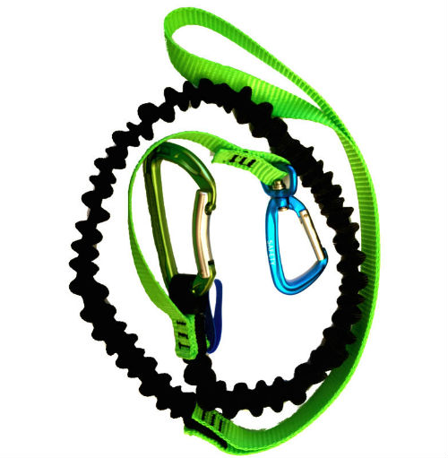 Solo Strap, the self-launching kite anchor, sand anchor, kite launcher & kitebuddy for kiteboarding, kitesurfing